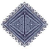 Mooi etnisch ornament Stock Afbeelding