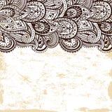 Mooi etnisch ornament Royalty-vrije Stock Fotografie