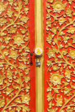 Mooi gouden borduurwerk royalty-vrije stock fotografie