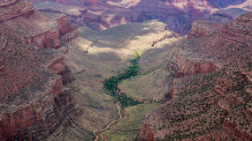 Mooi Grand Canyon Stock Afbeeldingen