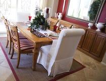 Mooi het Dineren Gebied stock foto
