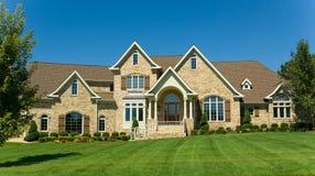 Mooi huis stock afbeelding afbeelding bestaande uit amerikaans 3282577 - Mooi huis ...