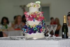 Mooi Huwelijk Stock Foto