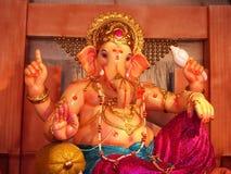 Mooi Idool Ganesh stock afbeelding