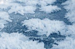 Mooi ijs. Stock Afbeeldingen