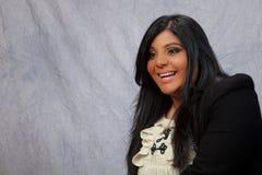 Mooi Indisch meisje Stock Foto's