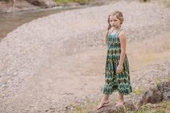 Mooi jong meisje stock afbeeldingen