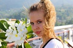 Mooi jong meisje Royalty-vrije Stock Fotografie