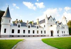 Mooi kasteel stock foto