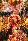 Mooi Kerstmiscomfort royalty-vrije stock foto's