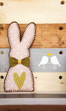 Mooi konijn Royalty-vrije Stock Afbeeldingen