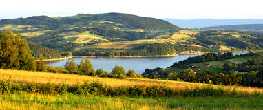Mooi landschap Royalty-vrije Stock Foto's