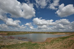 Mooi landschap Royalty-vrije Stock Afbeelding