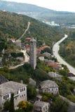 Mooi landschap in Bosnië en Herzegovina_2 Royalty-vrije Stock Afbeeldingen