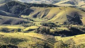 Mooi landschap in Brazilië Stock Fotografie