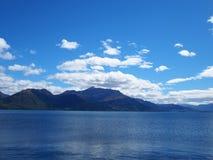 Mooi landschap Nieuw Zeeland Royalty-vrije Stock Afbeeldingen
