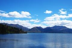 Mooi landschap Nieuw Zeeland Royalty-vrije Stock Fotografie
