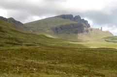 Mooi landschap op Eiland van Hemel Royalty-vrije Stock Foto