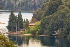 Mooi landschap in Patagonië, Argentinië Stock Fotografie