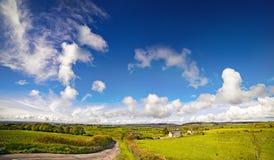 Mooi landschap van Cork van de provincie omgeving Royalty-vrije Stock Foto's