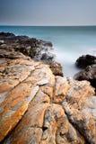 Mooi landschap van het Nationale Park van Laemya stock foto's