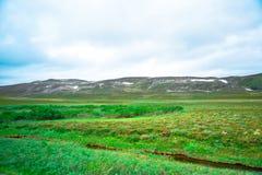 Mooi landschap van Noorwegen stock afbeelding