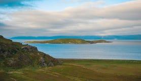 Mooi landschap van Noorwegen royalty-vrije stock fotografie