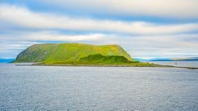 Mooi landschap van Noorwegen royalty-vrije stock afbeelding