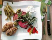 mooi lapje vlees Stock Foto's