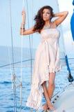 Mooi latino model Stock Afbeeldingen