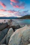 Mooi Meer Tahoe Californië stock foto