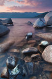 Mooi Meer Tahoe Californië royalty-vrije stock foto's