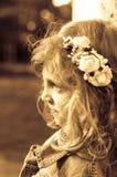 Mooi meisje royalty-vrije stock foto