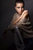 Mooi Modelportret Royalty-vrije Stock Fotografie
