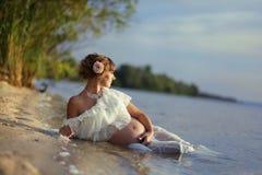 Mooi moederschap Royalty-vrije Stock Foto's