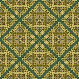 Mooi naadloos patroon in In Keltische stijl Royalty-vrije Stock Fotografie