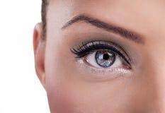 Mooi oog Stock Foto's