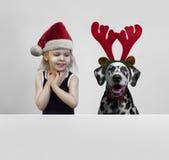 Mooi oud meisje drie jaar Royalty-vrije Stock Afbeeldingen