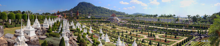 Mooi panoramisch landschap Royalty-vrije Stock Foto's