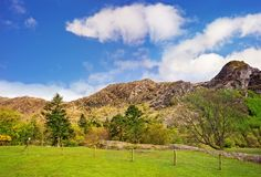 Mooi panoramisch landschap in Kenmare Royalty-vrije Stock Afbeeldingen