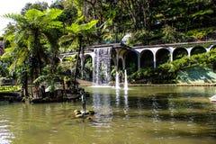 Mooi park royalty-vrije stock afbeelding