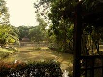 Mooi park view_2 Royalty-vrije Stock Afbeeldingen