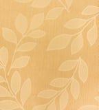 Mooi patroon op stoffendocument textuur Royalty-vrije Stock Afbeeldingen