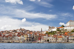 Mooi Porto panorama Stock Foto