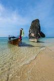 Mooi Railay-strand Krabi, Thailand Stock Foto