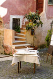 Mooi restaurant Stock Foto's