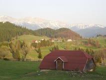 Mooi Roemenië Stock Foto