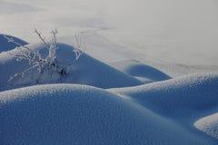 Mooi sneeuwpak Royalty-vrije Stock Afbeelding