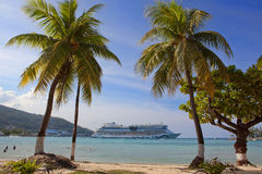 Mooi strand Royalty-vrije Stock Fotografie
