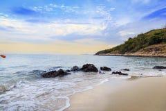 mooi strand, Chonburi Thailand Stock Fotografie